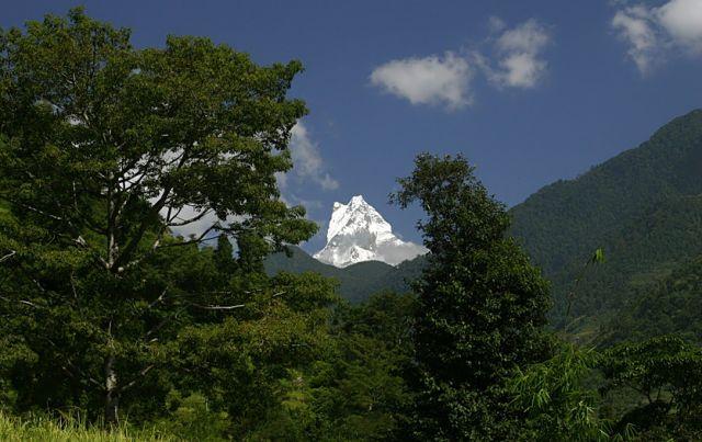 Zdjęcia: Annapurna Base Camp trek, Annapurna, Machhapuchhre 6993, NEPAL