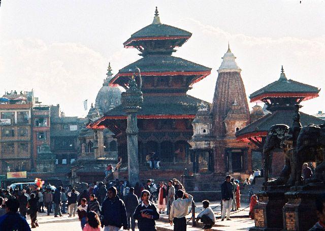 Zdjęcia: Patan, Durbar Square, NEPAL