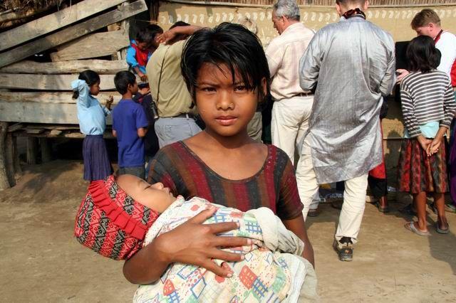 Zdjęcia: Na trasie, Twarze Nepalu, NEPAL