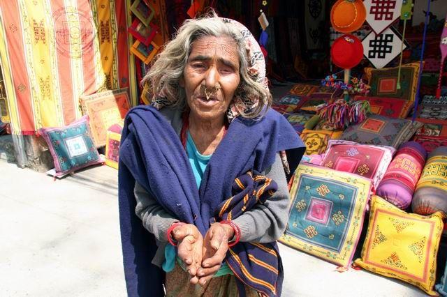 Zdjęcia: Na trasie ..., Twarze Nepalu, NEPAL