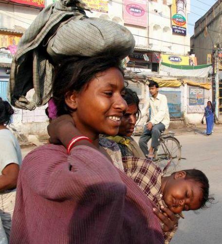 Zdj�cia: Dolina Kathmandu, Twarze Nepalu, NEPAL
