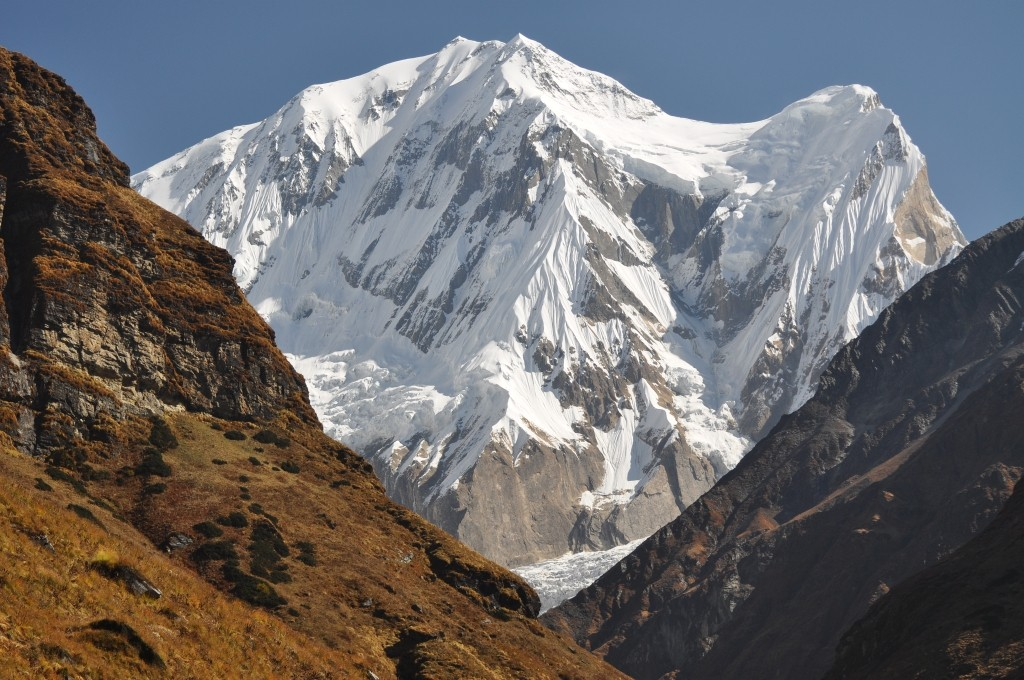 Zdjęcia: A.B.C., Annapurna Range, Konkurs, NEPAL