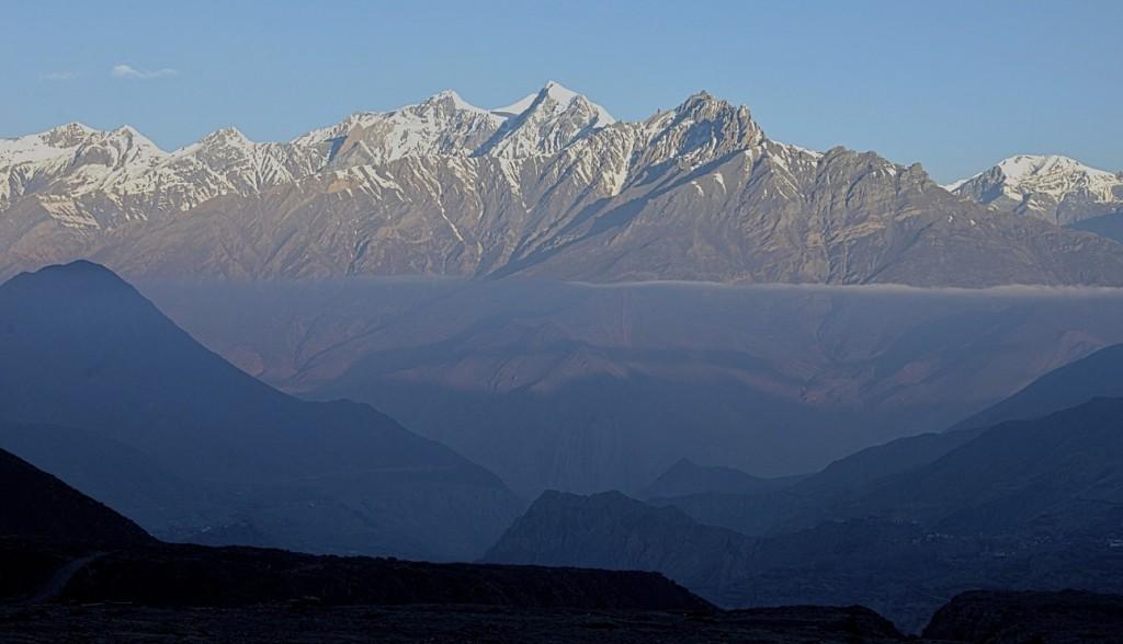 Zdjęcia: annapurna circuit, annapurna Conservation Area, m.in.dhaulagiri, NEPAL