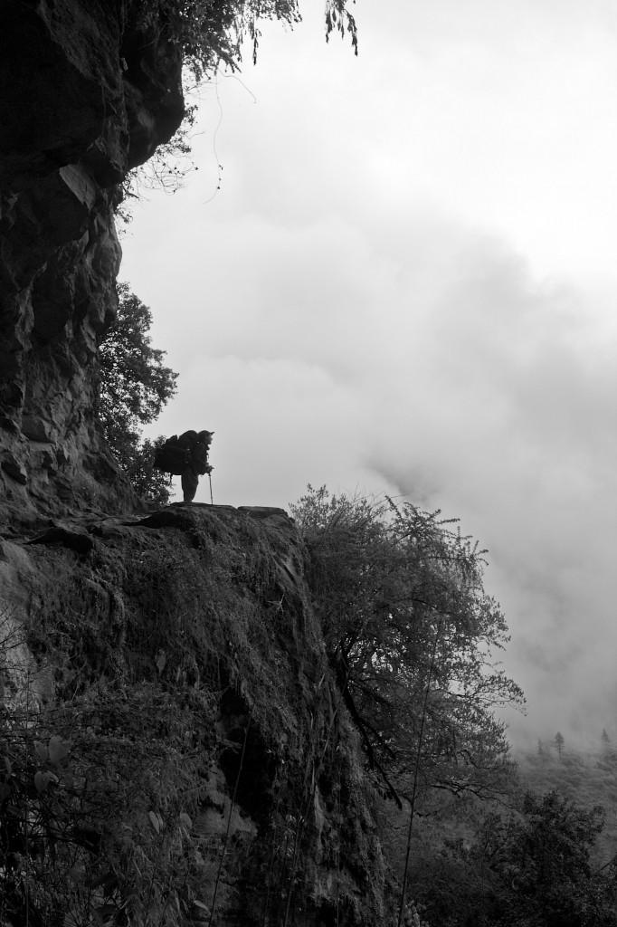 Zdjęcia: annapurna circuit, annapurna Conservation Area, na półce, NEPAL