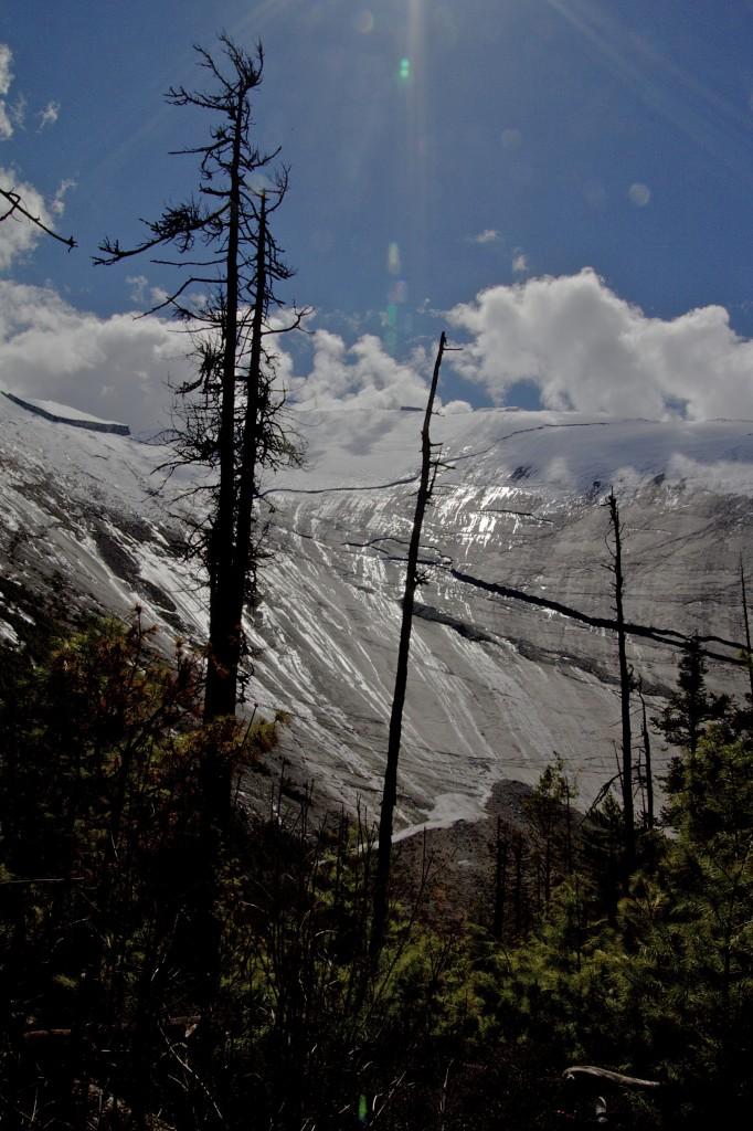 Zdjęcia: annapurna circuit, annapurna Conservation Area, lód w słońcu, NEPAL