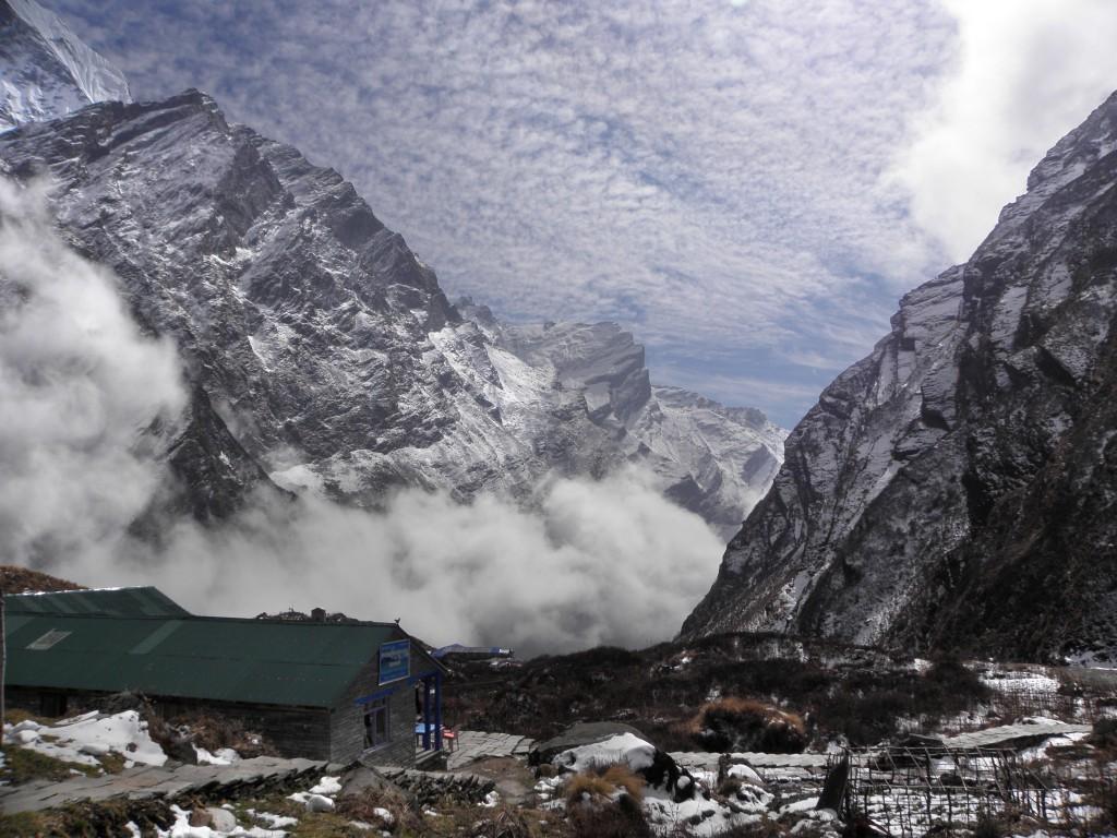Zdjęcia: Machhapuchhare Base Camp, Annapurna Conservation Area, Machhapuchhare Base Camp II, NEPAL