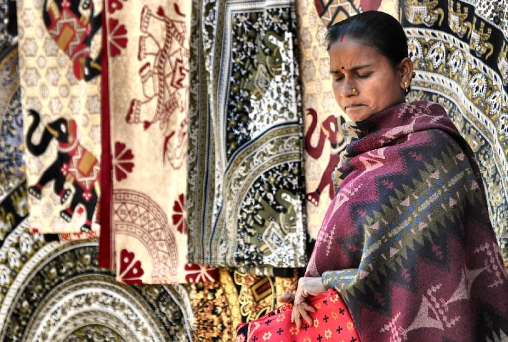 Zdjęcia: Thamel, Kathmandu, kameleon ..., NEPAL