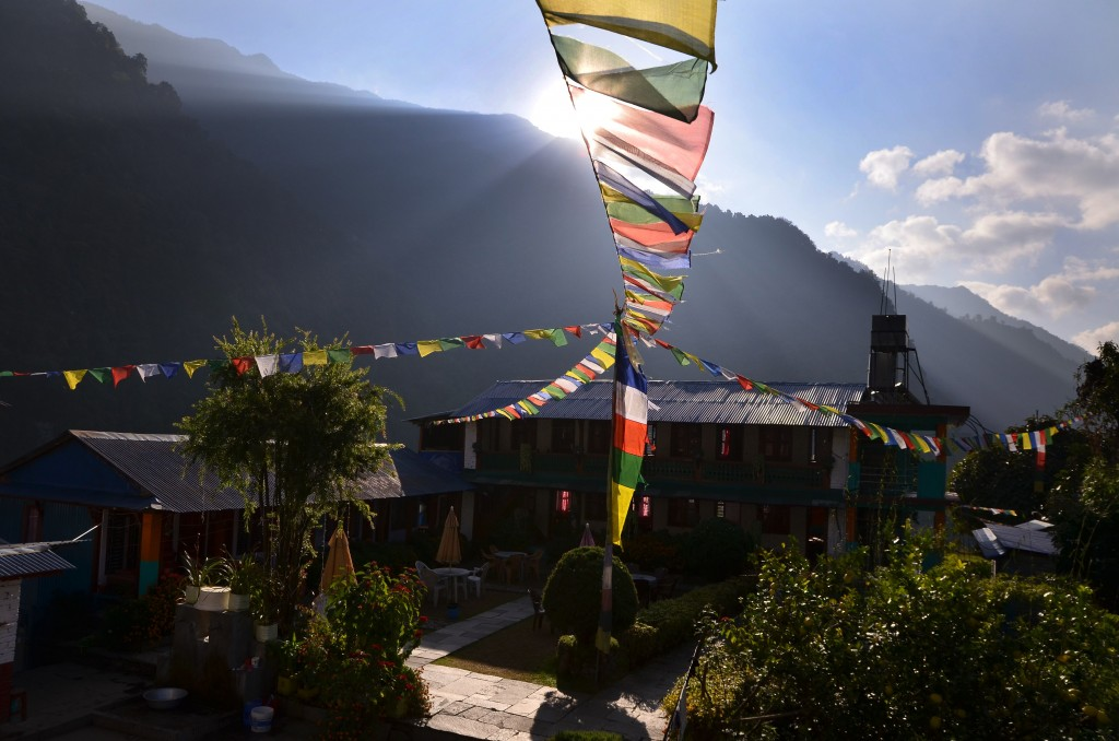 Zdjęcia: Jhinudanda, Centralny Nepal, Jhinudanda, NEPAL