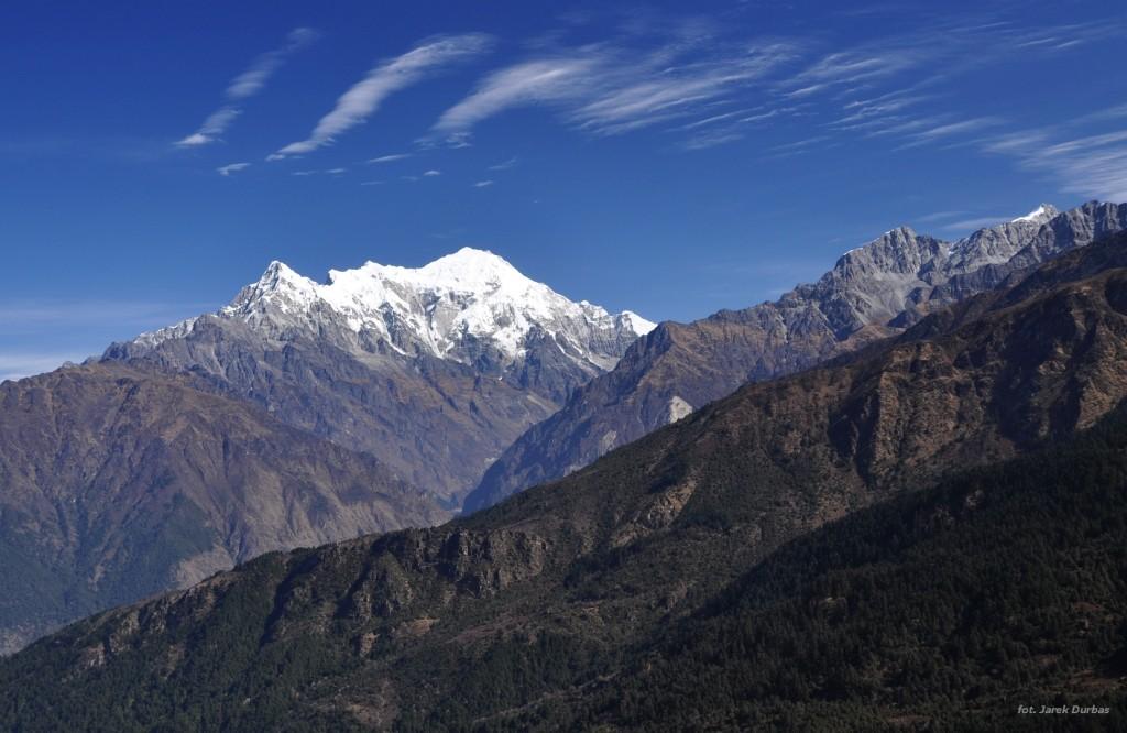 Zdjęcia: Laurebina, Langtang, 7219m, NEPAL