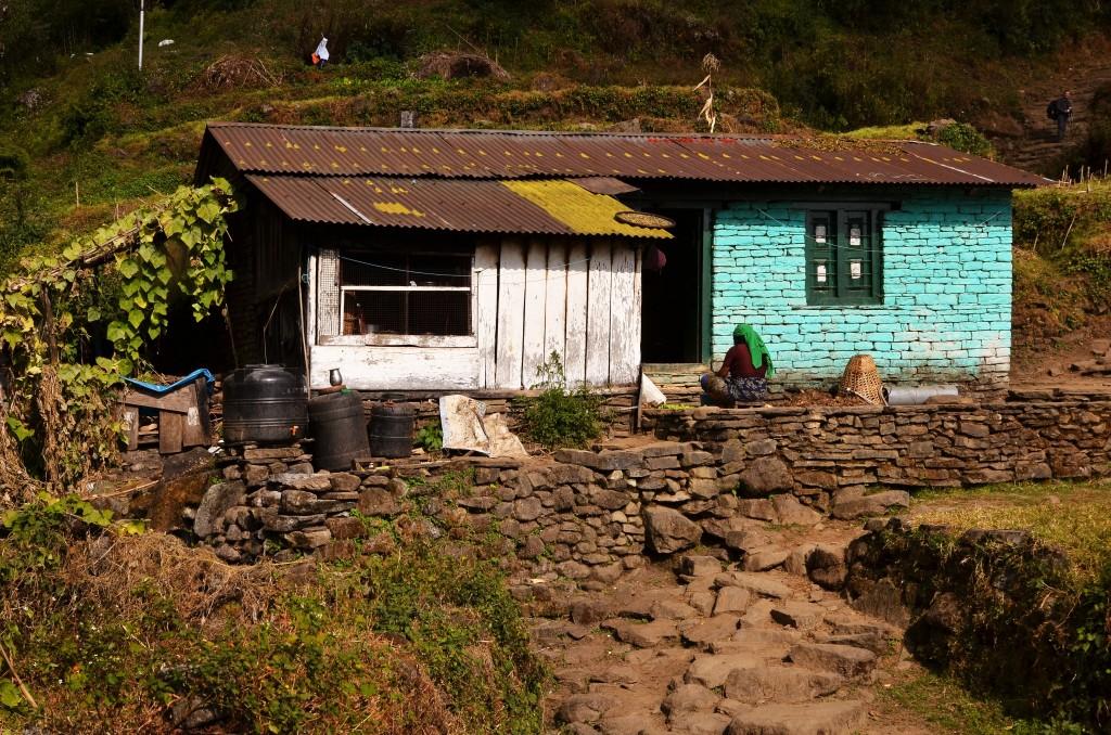 Zdjęcia: Annapurna Region, Centralny Nepal , Namaste!, NEPAL