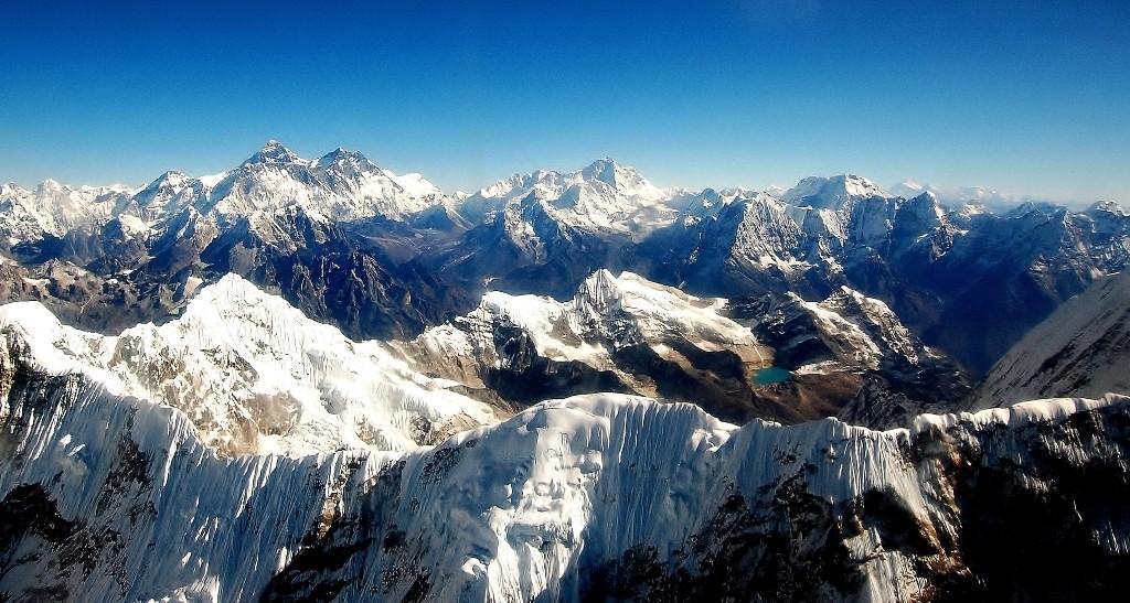 Zdjęcia: Mt. Everest, Himalaje, Sagarmatha Himal, Everest, Lhotse, Makalu i 100 innych, NEPAL
