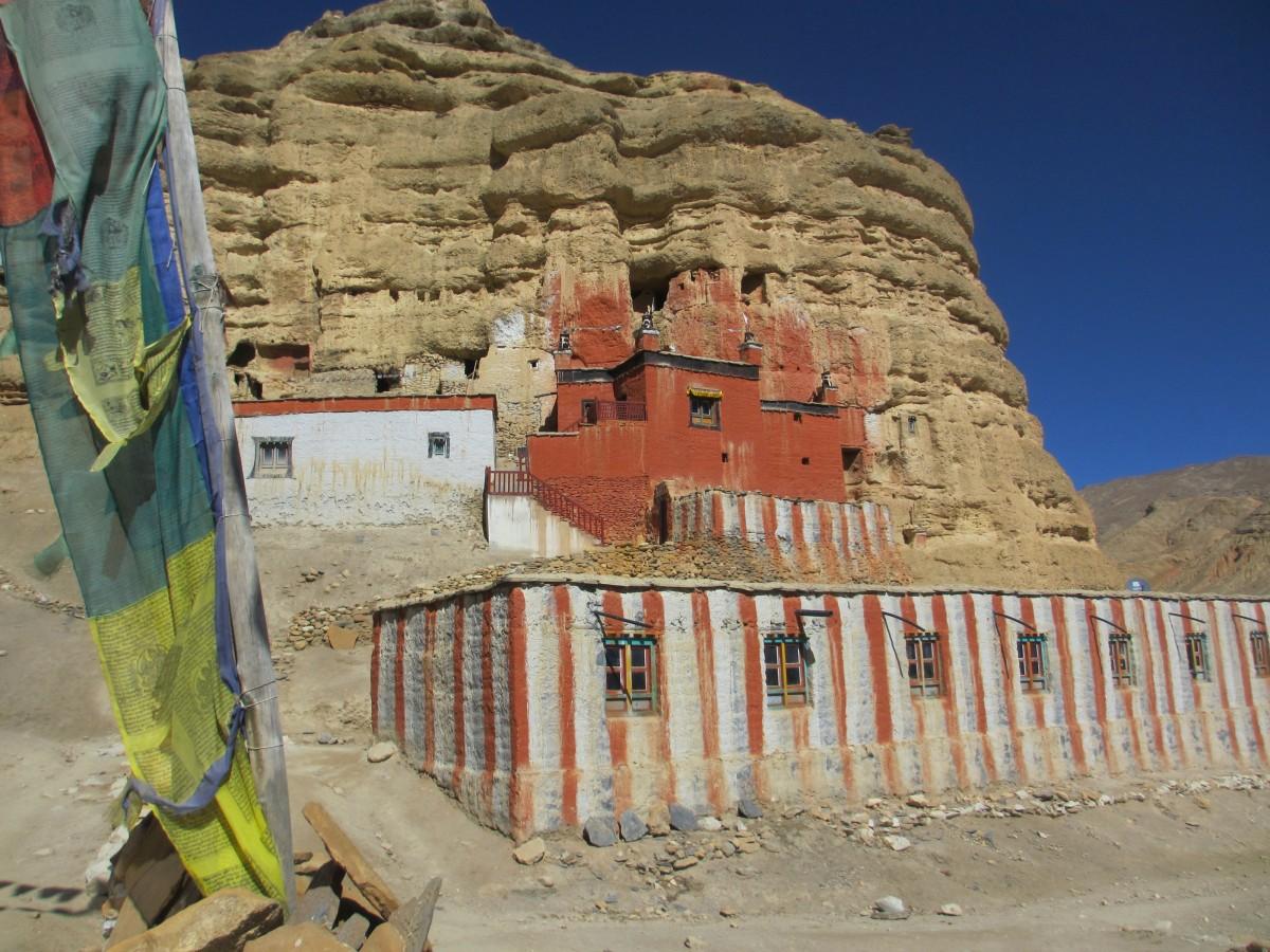 Zdjęcia: Choser, Upper Mustang, Mustang, NEPAL