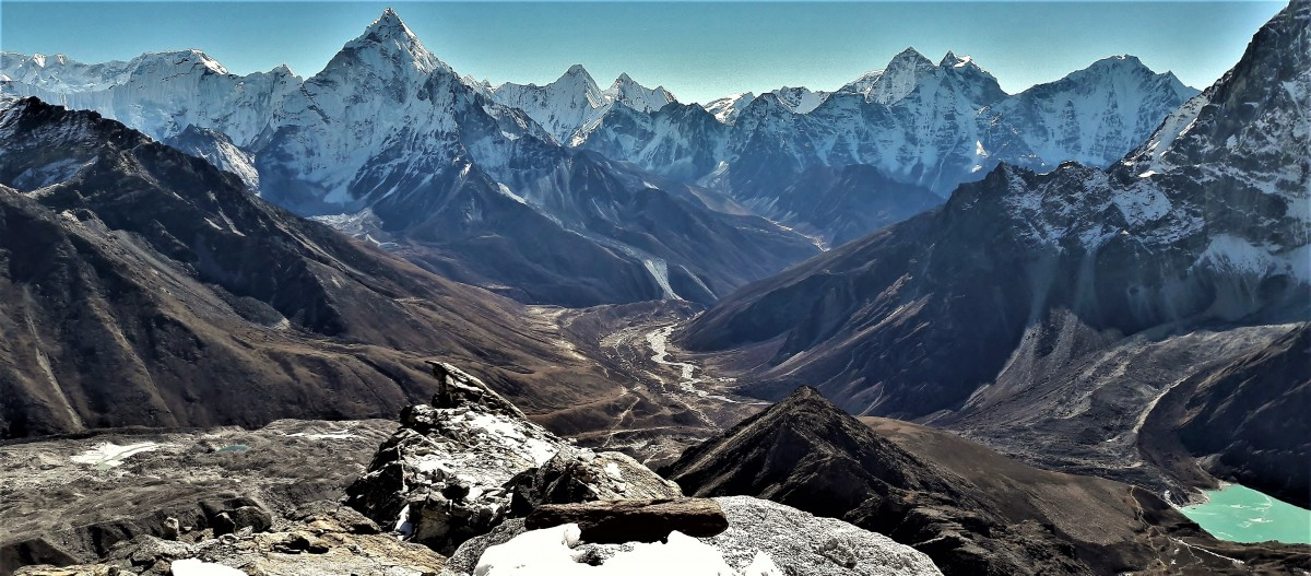 Zdjęcia: poniżej szczytu Lobuche East, Himalaje, Sagarmatha Himal, Lobuche East, NEPAL