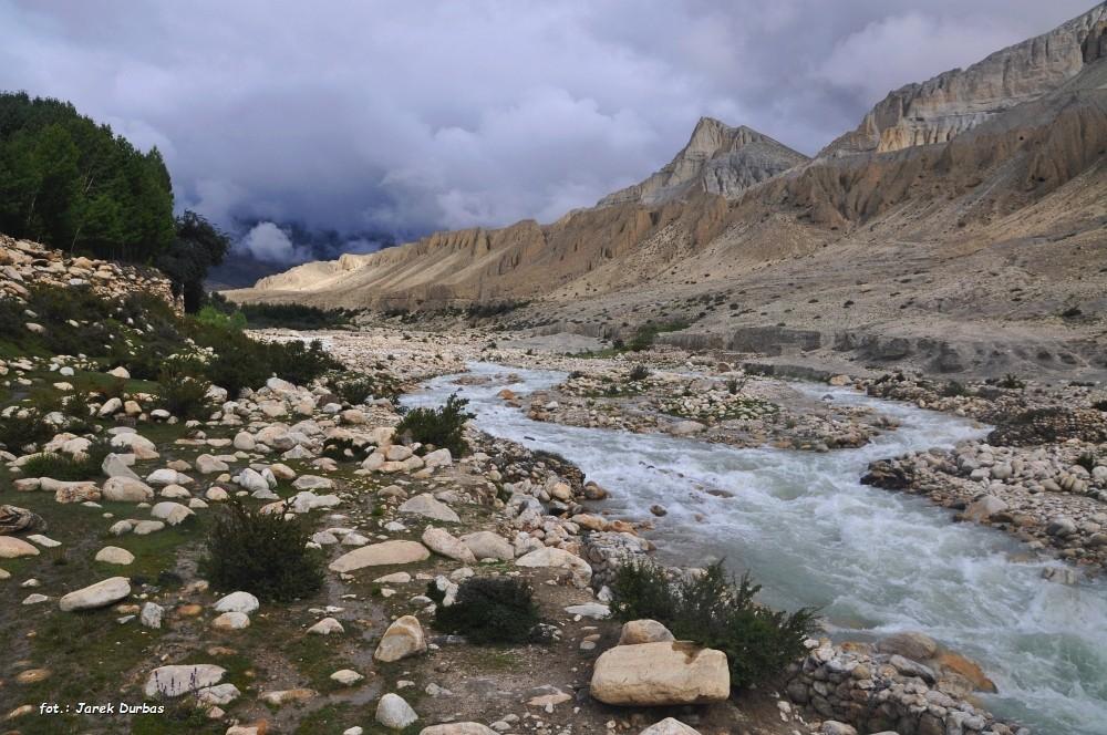 Zdjęcia: na szlaku, Mustang, w dolinie Mustang, NEPAL
