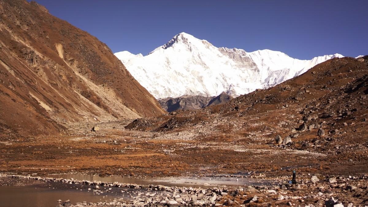 Zdjęcia: Cho Oyu BC, Khumbu, Cho Oyu , NEPAL
