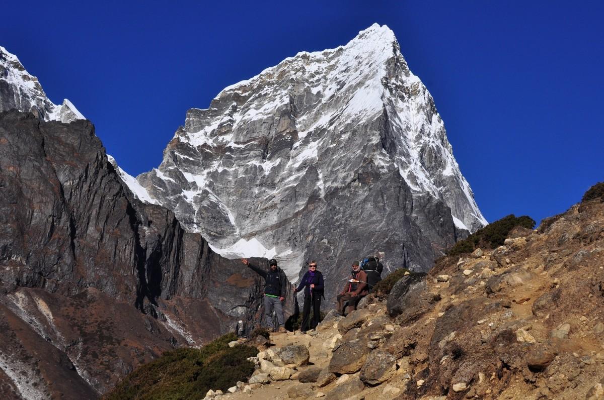 Zdjęcia: EBC, Khumbu, EBC, NEPAL