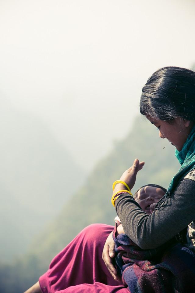 Zdjęcia: Annapurna, Annapurna, serce matki, NEPAL