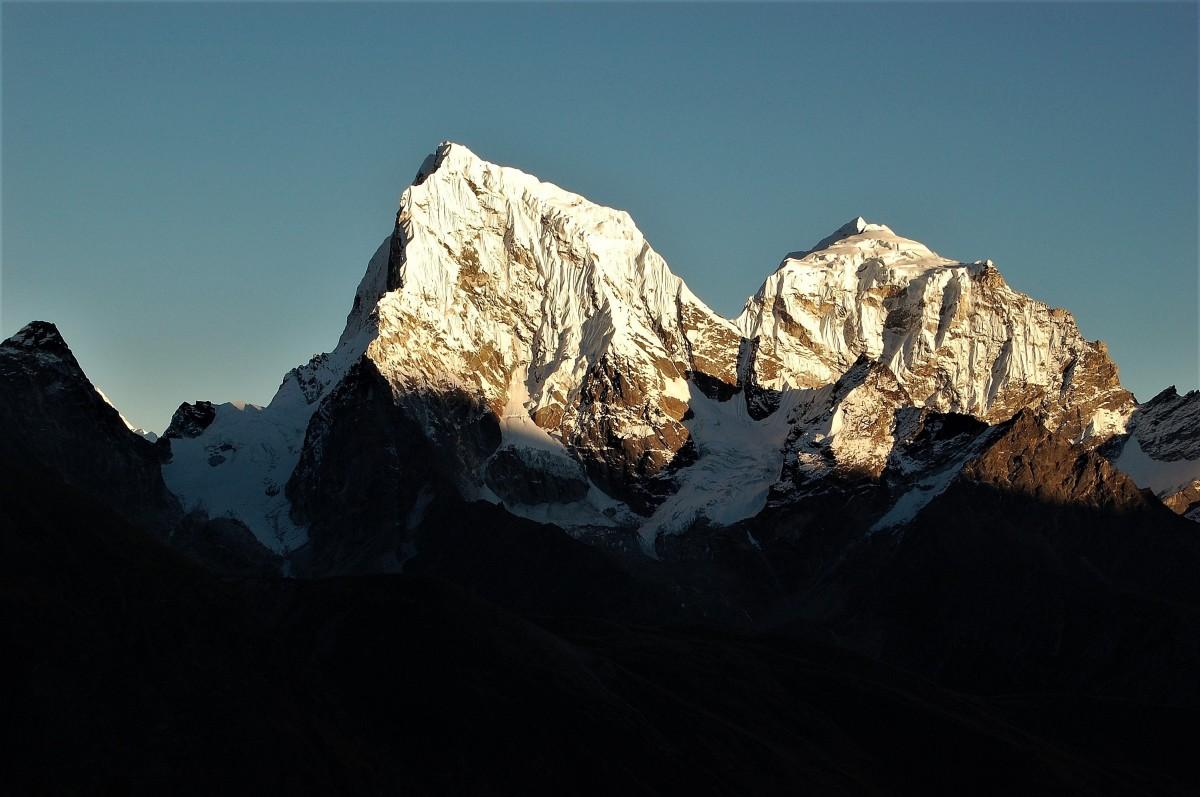 Zdjęcia: Gokyo Ri, Himalaje, Brzmienie ciszy., NEPAL