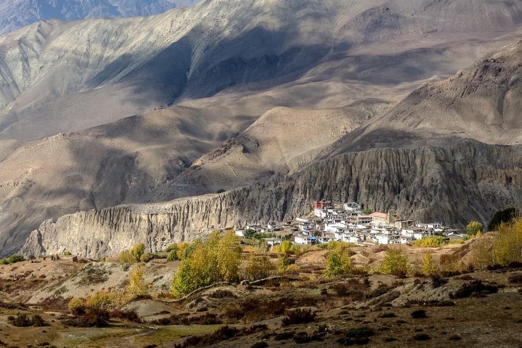 Zdjęcia: Jharkot, Mustang, układanka..., NEPAL