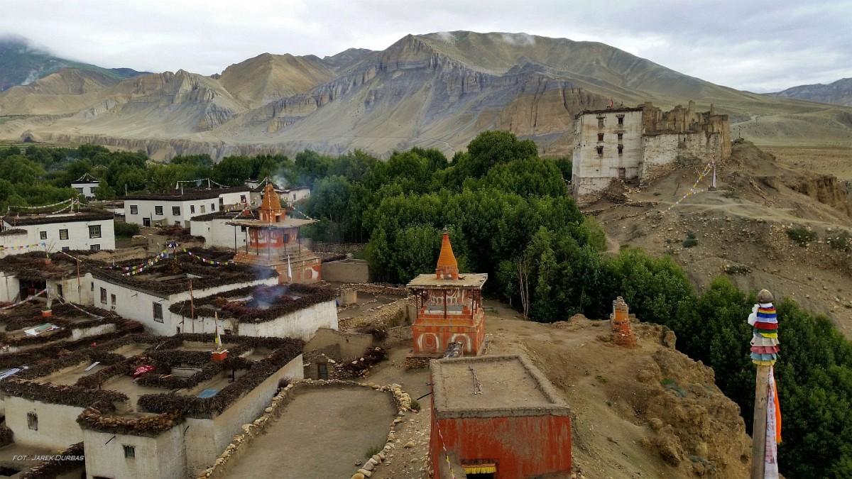 Zdjęcia: Tsarang, Mustang, Tsarang - Mustang, NEPAL