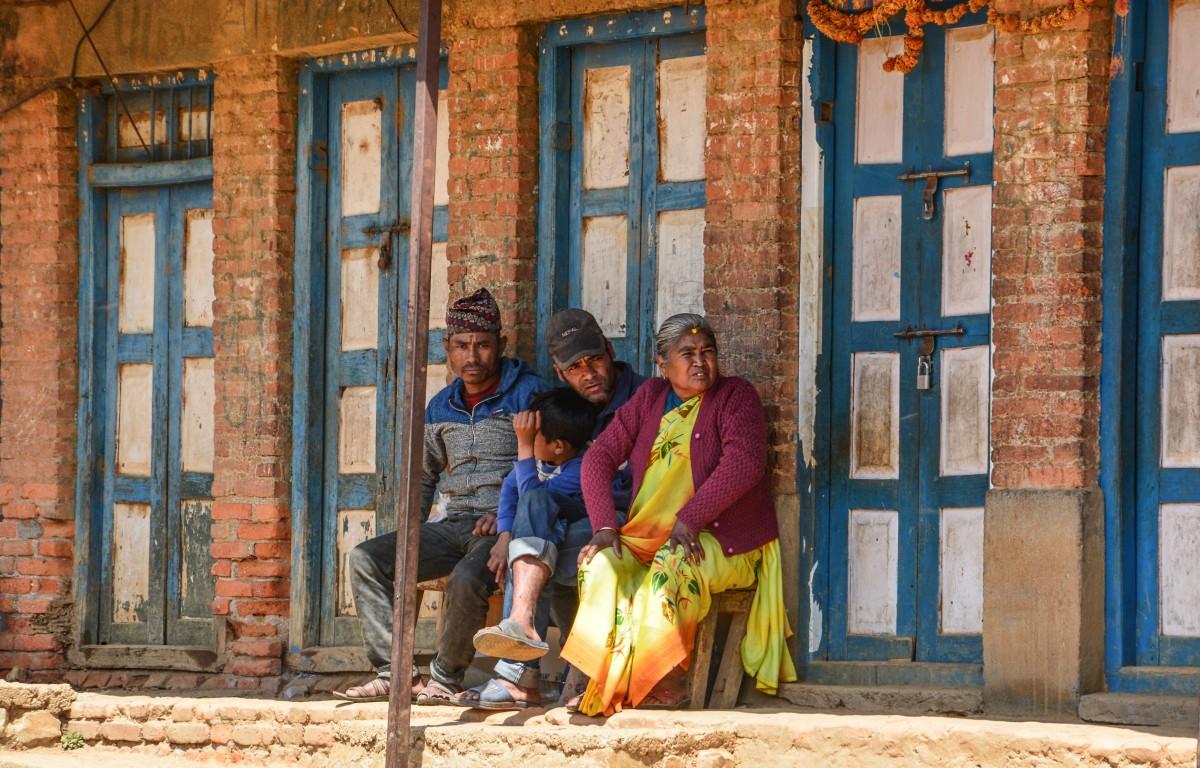 Zdjęcia: Newarowie, NEPAL