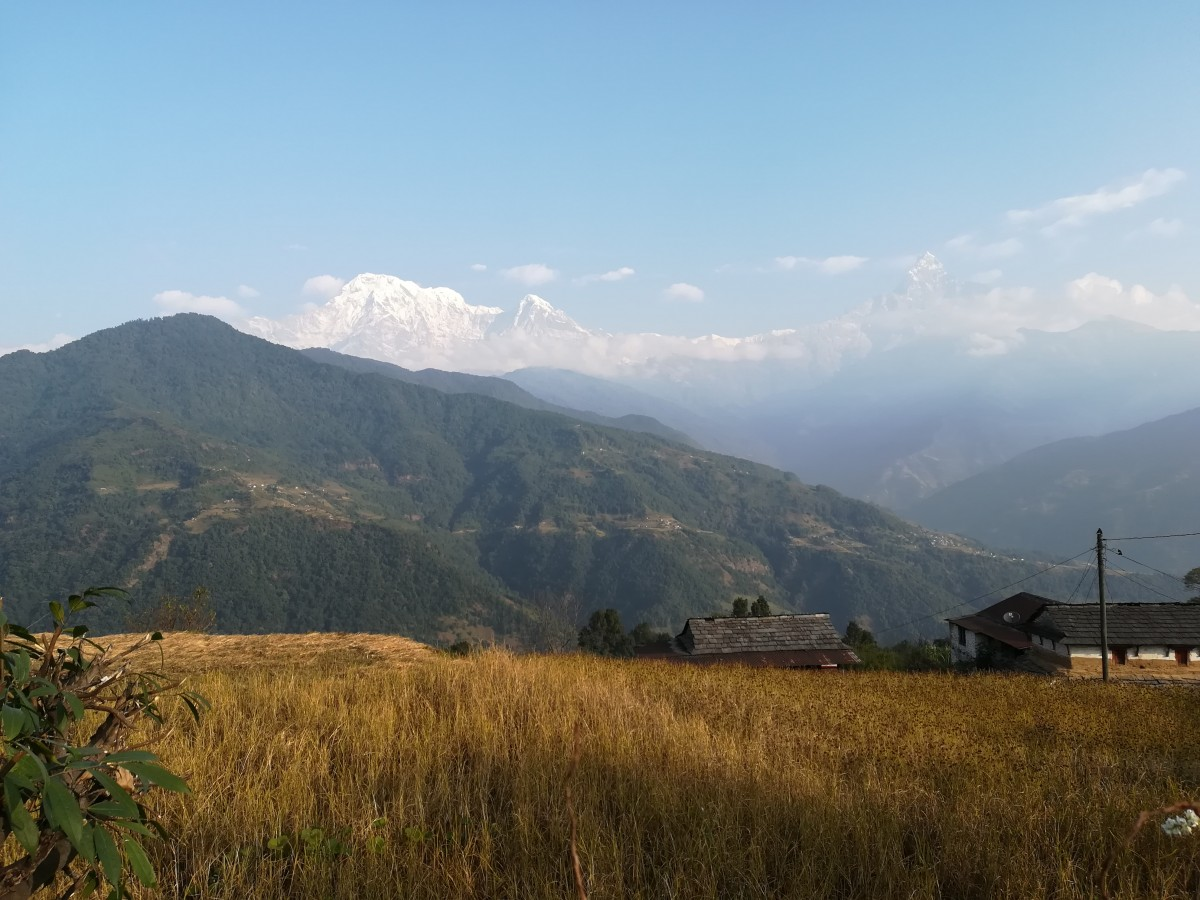 Zdjęcia: Pokhara, Annapurna Conservation Area , Mardi himal trek, NEPAL