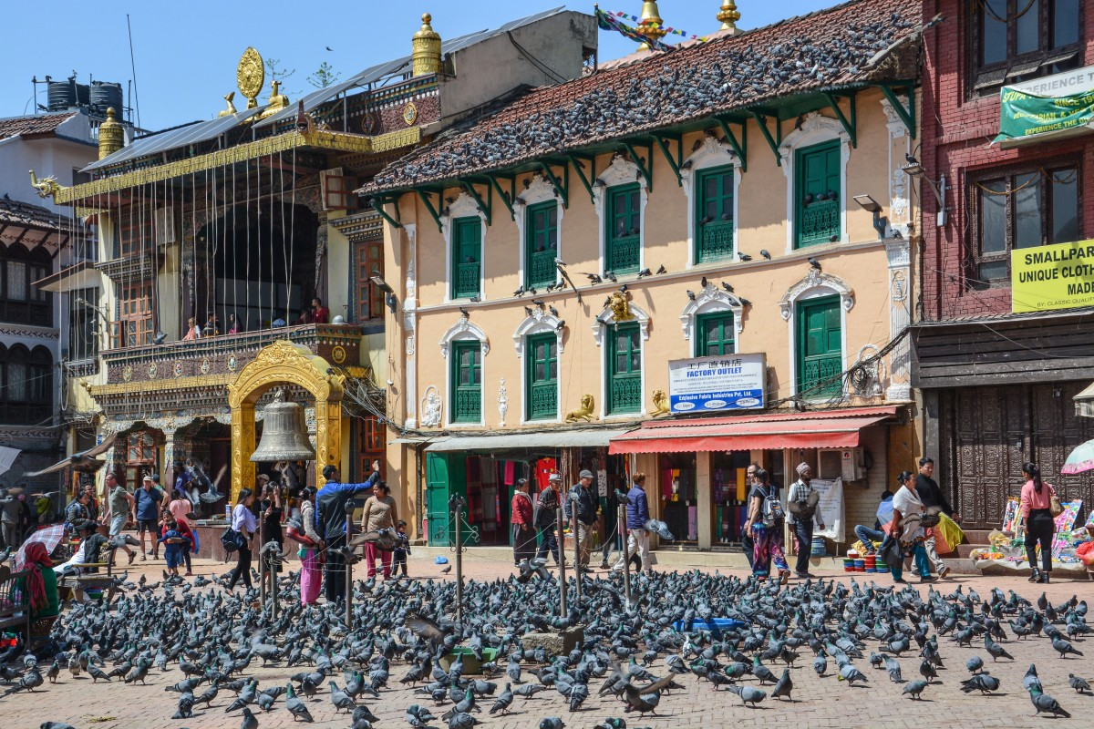 Zdjęcia: Katmandu, Katmandu-Bouddhnath , NEPAL