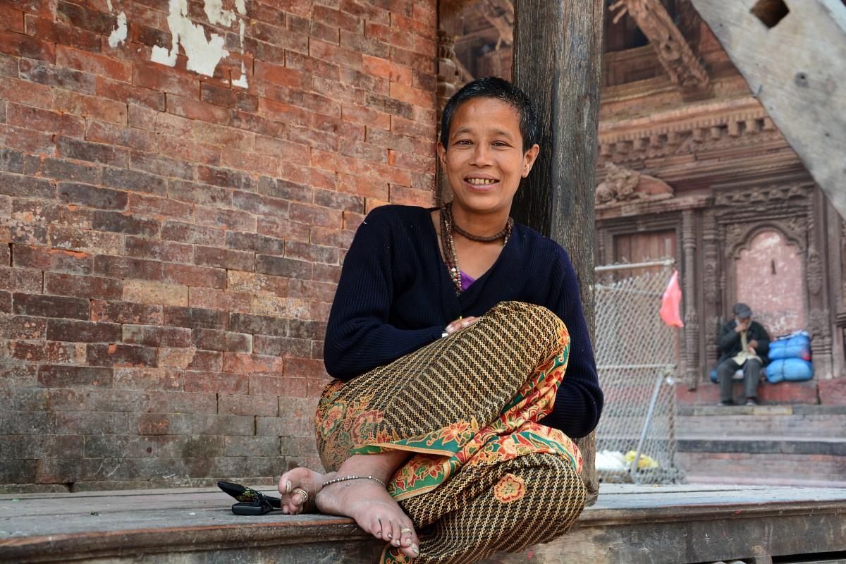 Zdjęcia: Katmandu, kobiety Nepalu 3, NEPAL