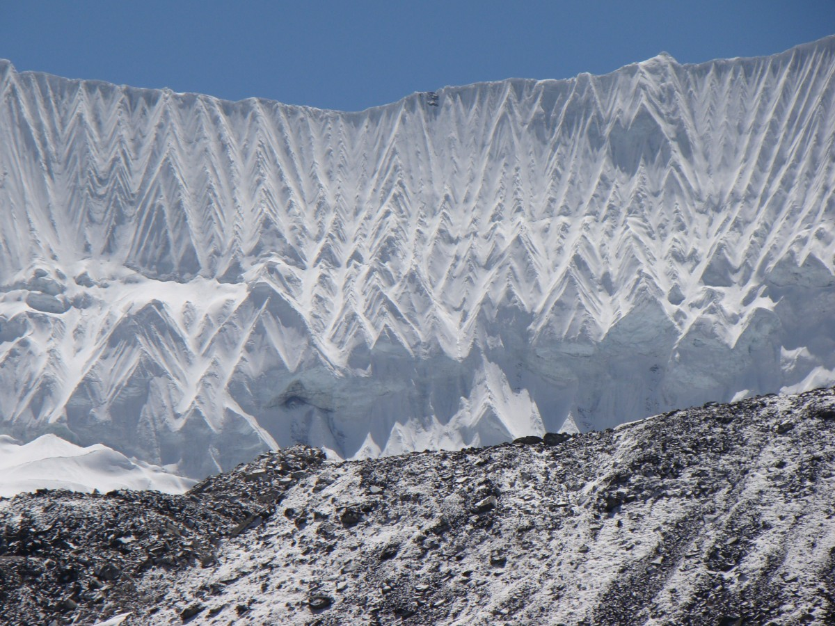 Zdjęcia: Dolina Imja Khola, Himalaje, Dolina Imja Khola, NEPAL