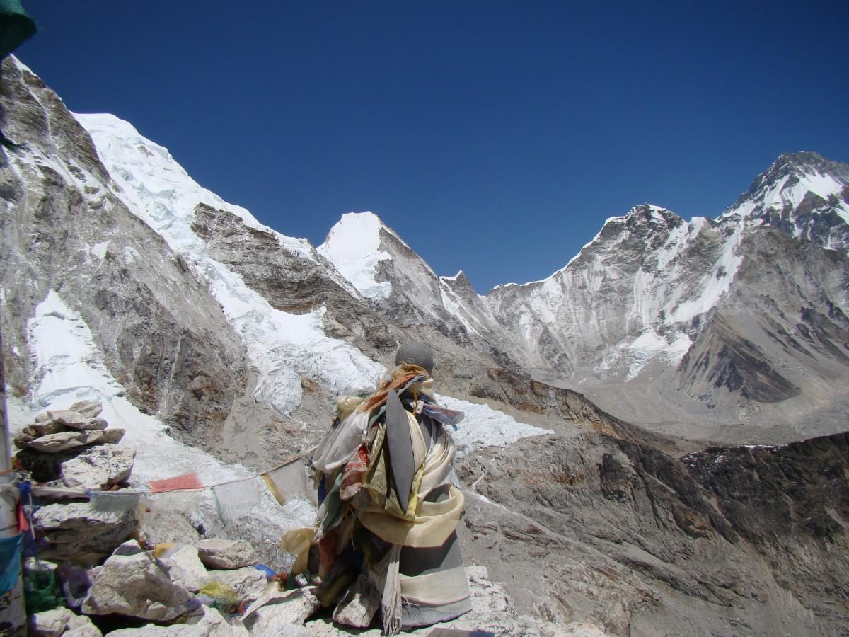 Zdjęcia: Kala Pattar, Himalaje, Dolina Khumbu, NEPAL