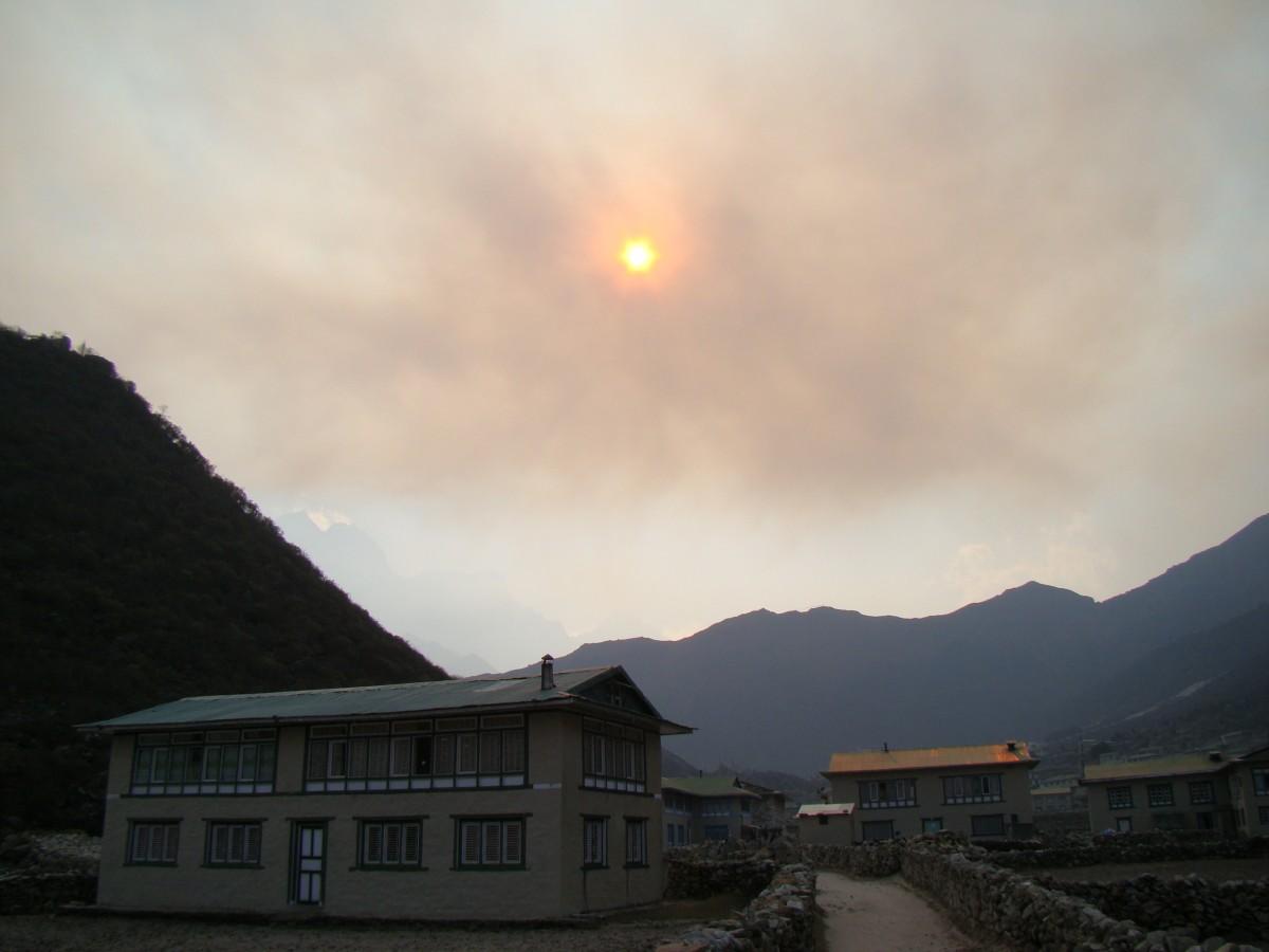 Zdjęcia: Khumjung, Himalaje, Khumjung, NEPAL