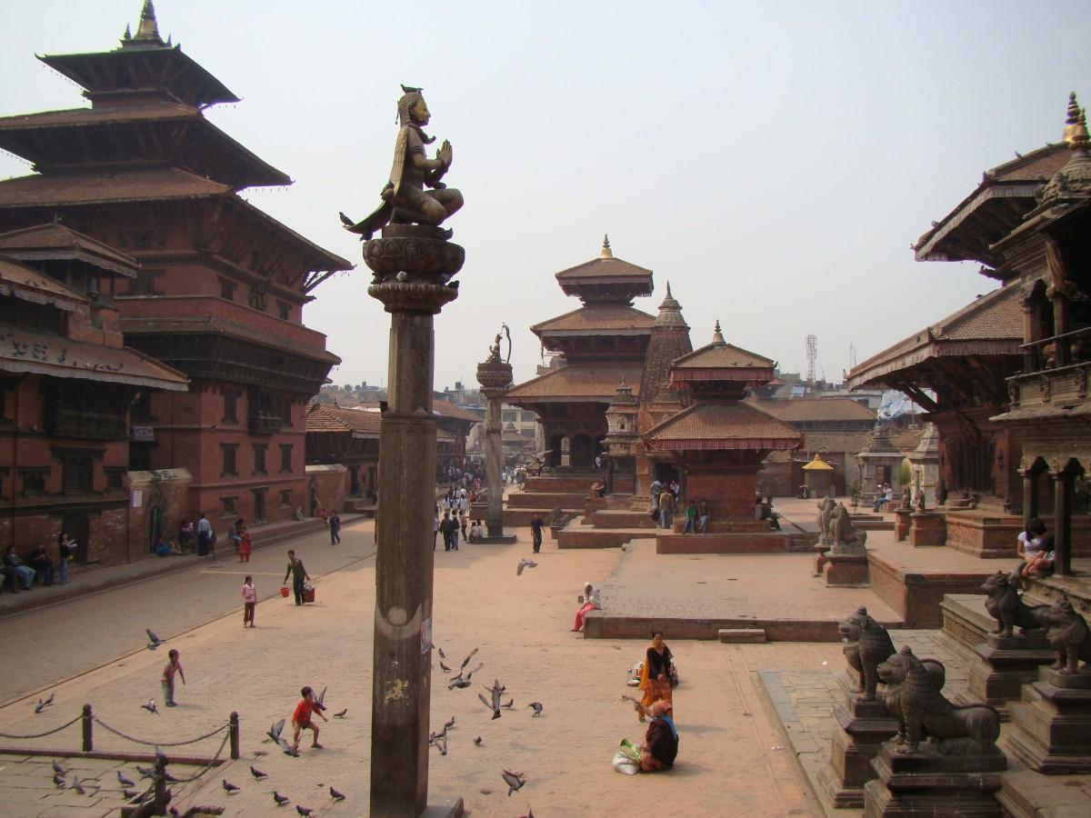 Zdjęcia: Patan, Kathmandu, Patan, NEPAL