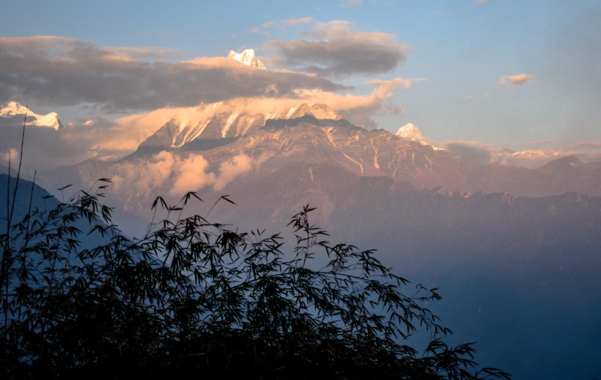 Zdjęcia: Himalaje, Nepal, Machapuchare, NEPAL