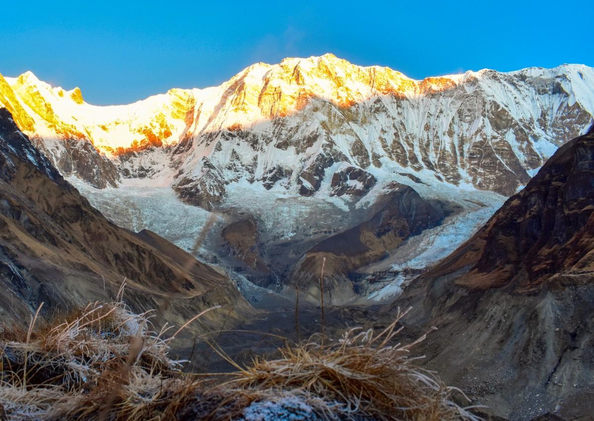 Zdjęcia: Annapurna, Strefa Gandaki, Annapurna, NEPAL