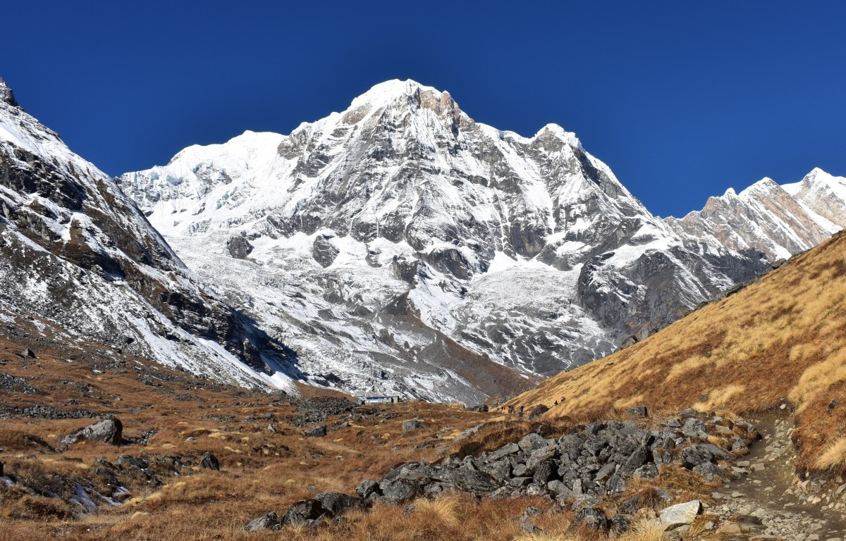 Zdjęcia: Annapurna, Strefa Gandaki, Annapurna Południowa, NEPAL