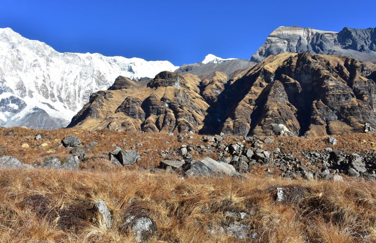 Zdjęcia: Himalaje, Obszar Annapurny, Rejon Annapurny, NEPAL