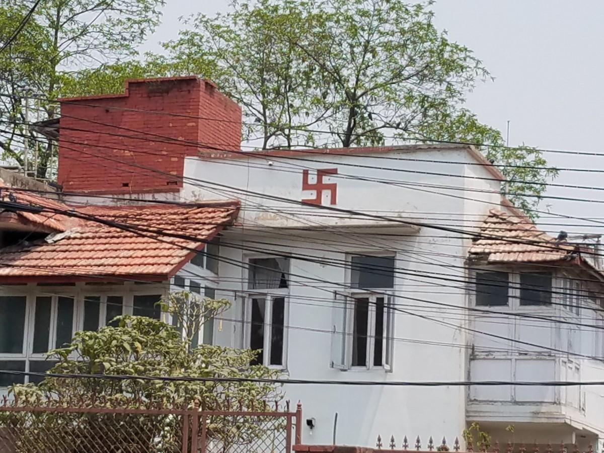 Zdjęcia: Katamandu, katamndzki, Siedziba Gestapo., NEPAL