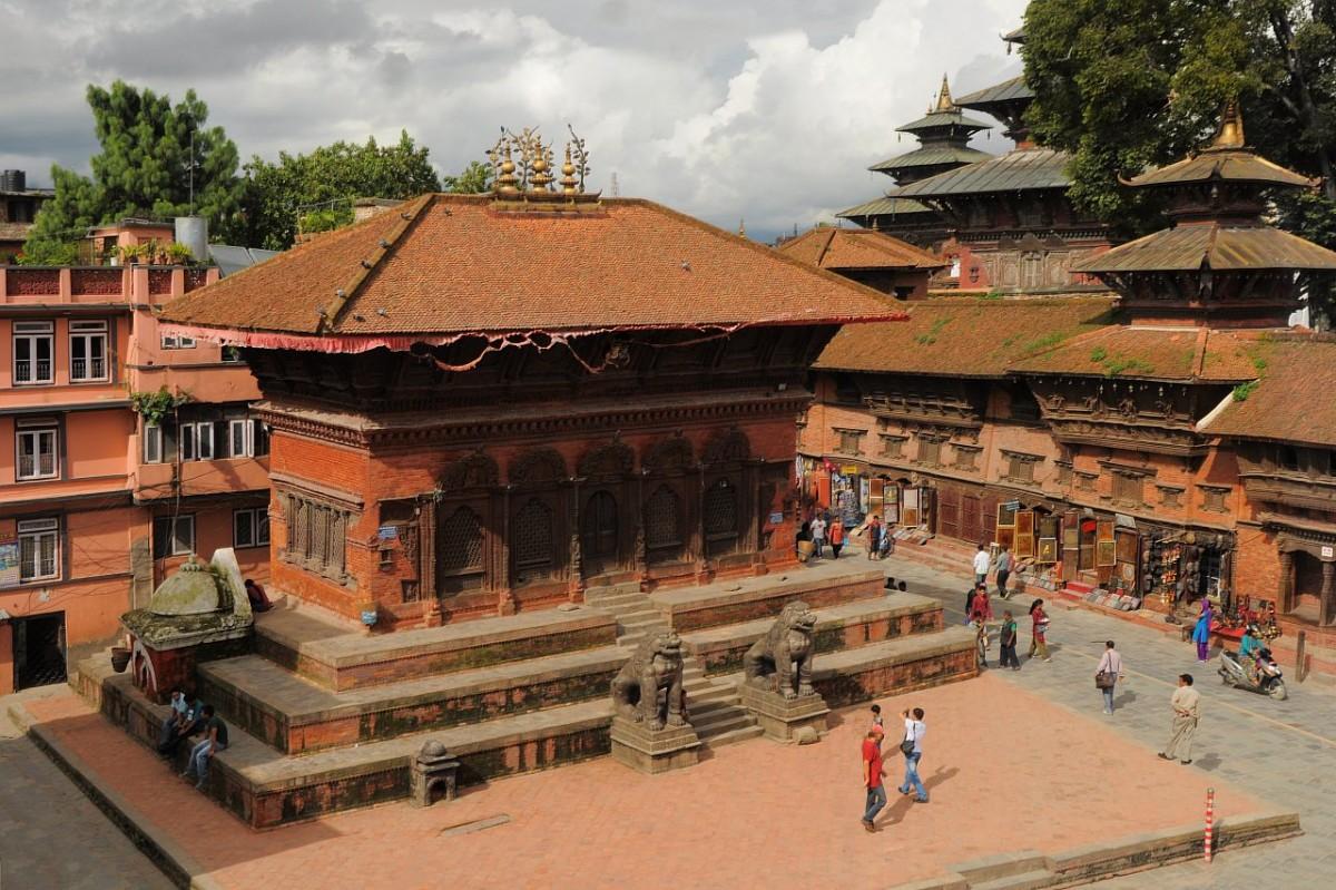 Zdjęcia: Kathmandu, Durbar Square, NEPAL
