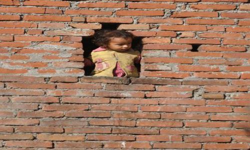 Zdjecie NEPAL / Kathmandu / Bagdaon / Dziecko