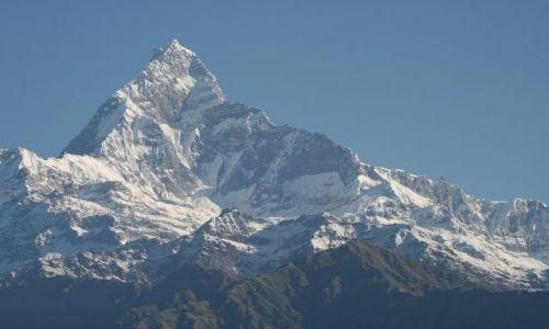 Zdjęcie NEPAL / Pokhara / Fish Tail 6993mnpm / Swieta gora