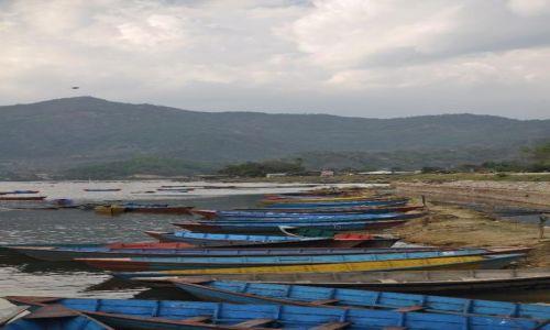 Zdjecie NEPAL / Nepal / Pokhara / Phewa lake