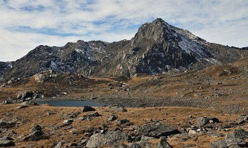 Zdjecie NEPAL / Gosainkunda / Langtang Himalaya / Jeziorko