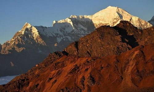 Zdjecie NEPAL / Lantang Himalaya / Lantang / Lantang Lirung 7227