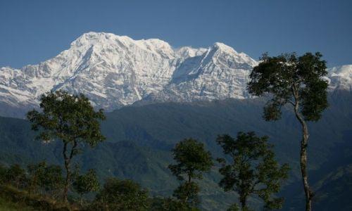 Zdjęcie NEPAL / Pokhara / Naudanda / Annapurna Południowa
