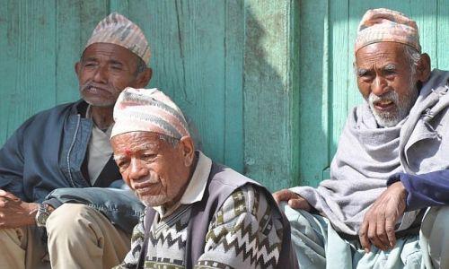 Zdjęcie NEPAL / Dolina Kathmandu / Bakhtapur / Nepalczycy