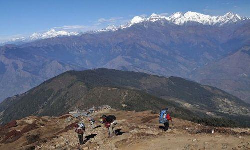 NEPAL / Laurebina  / Laurebina wys. ok 3600-3800m / Ganesh Himalaja