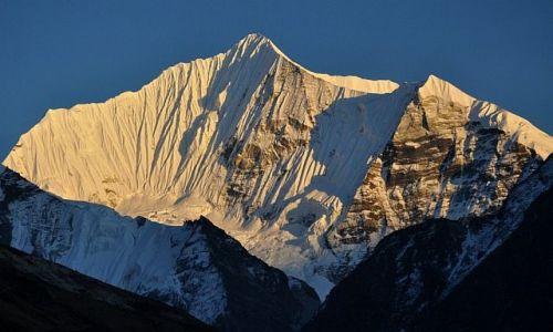 Zdjecie NEPAL / Langtang / Kyanjin Gompa / Ganchenpo