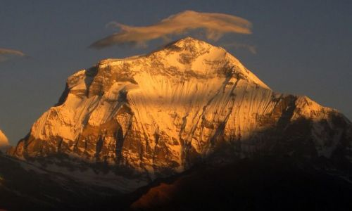 Zdjecie NEPAL / Annapurna Trekking / Himalaje / Korona Himalajów - Dhaulagiri