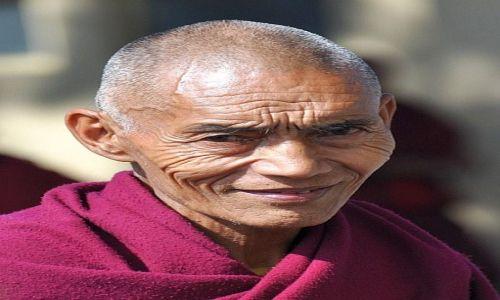 NEPAL / klasztor Kopan / Kathmandu / KONKURS