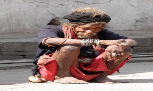 Zdjecie NEPAL / Dolina Kathmandu / Kathmandu / Konkurs Twarze Świata